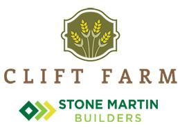 Stone Martin Builders at Clift Farm